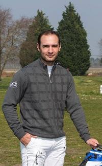 Nicolas Guyon en route pour le pro golf tour