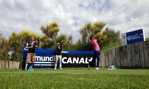 Nicolas Tacher - Se qualifier pour l'Alstom Open de France, le plus gros tournoi d'Europe Continentale