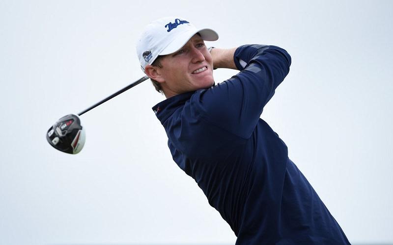 Jordan Niebrugge, âgé de 22 ans, et lui aussi vainqueur de nombreux tournois universitaires.