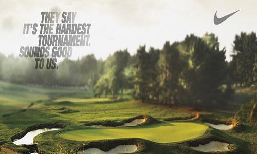 Nike Golf : Persévérer pour convaincre !