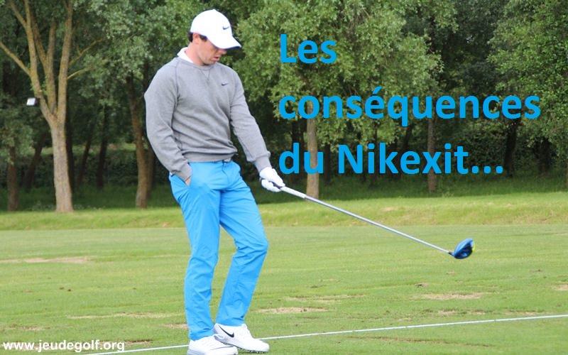 Nikexit Golf: Le jour d'après ?