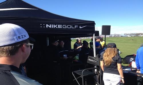 Stand Nike Golf au PGA Merchandise Show 2014