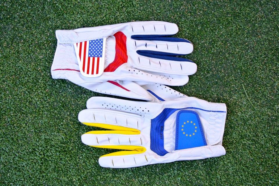Nike Golf aux couleurs de la Ryder Cup 2012