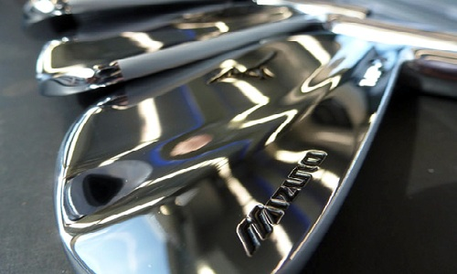 Annonce des nouveaux fers Mizuno pour la rentrée 2013
