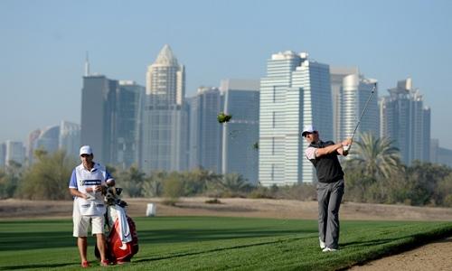 Omega Dubaï Desert Classic: McIlroy et Woods à l'aise dans le désert