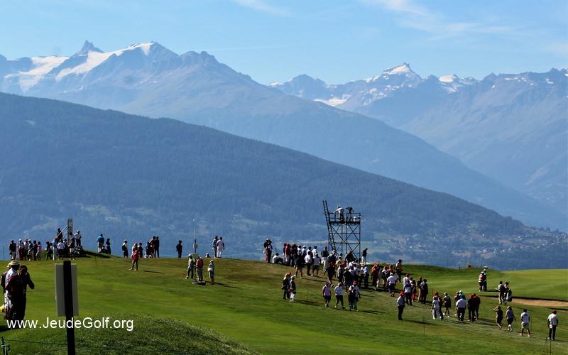 Pourquoi l'OMEGA European Masters est un des plus beaux tournois de golf en Europe