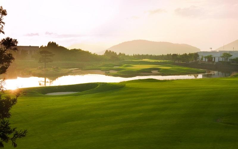 La Corée du Sud et l'obsession du golf!