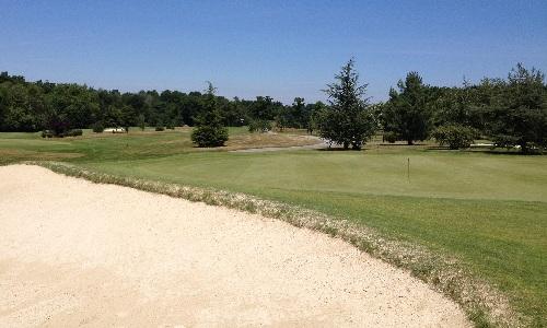 Il faudrait aussi que l'on pense le golf plus comme un jeu que comme une compétition.