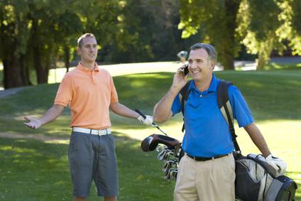 Golf et comportement de golfeurs : la pédagogie est-elle la solution?
