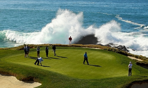 La magie de Pebble Beach
