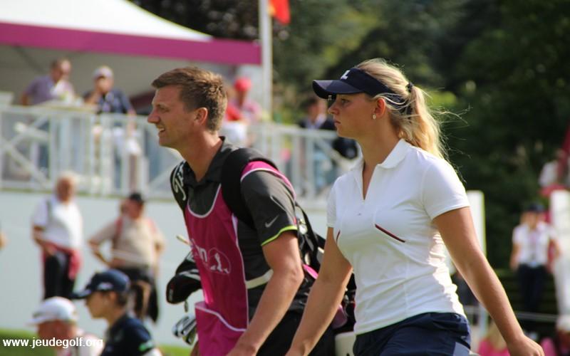Le golf féminin : puissance et grâce