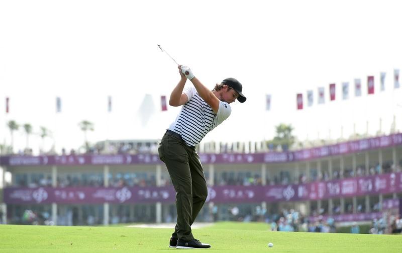 Depuis sa première victoire au Qatar Masters, l'Europe a réellement découvert la carrière de ce pro de 27 ans, sur le tour depuis 7 ans avec des hauts, et pas mal de bas.