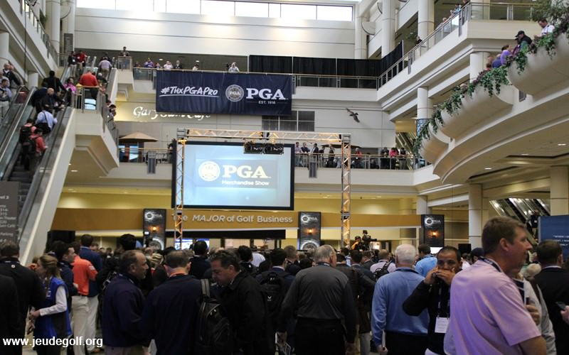 PGA Merchandise Show 2016 : La fête du golf business