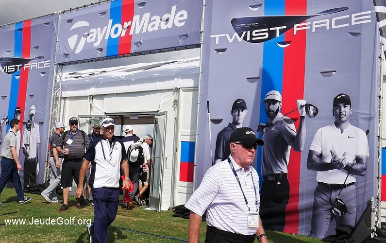 TaylorMade renonce à participer au PGA Show à Orlando en janvier 2019