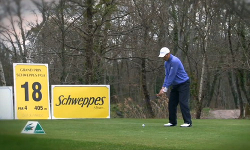 Grand Prix Schweppes PGA 2014: Gary Stal sans complexe!