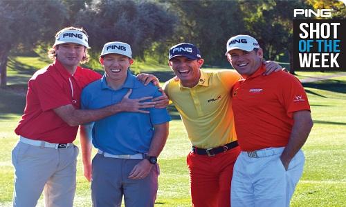 Mercato golf 2014: statu quo pour PING