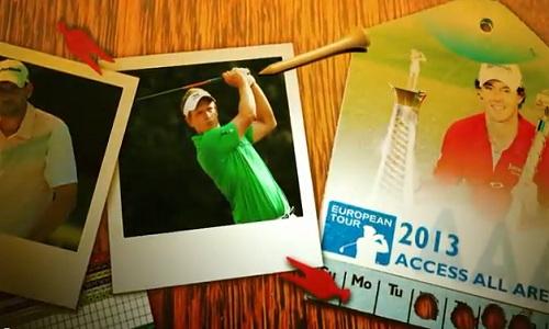 La saison 2013 de golf sur le tour européen s'achève