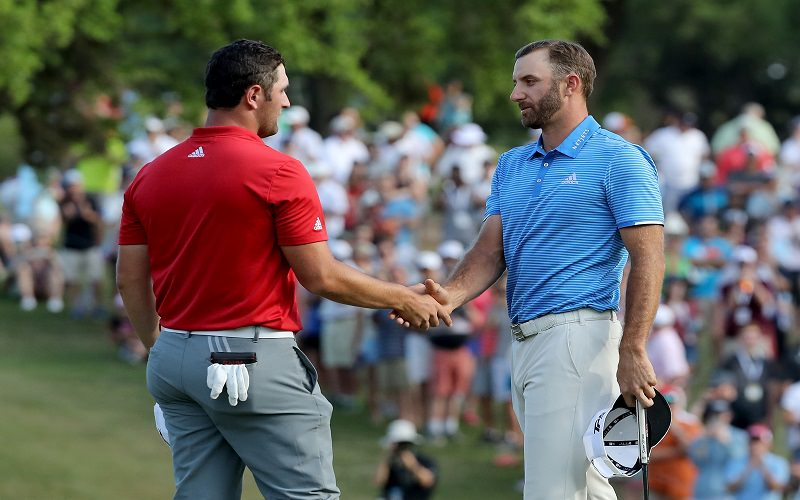 Rahm–Johnson: Le meilleur match-play de golf en 2017 !
