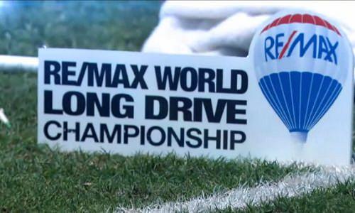Championnat du monde de long drive 2013