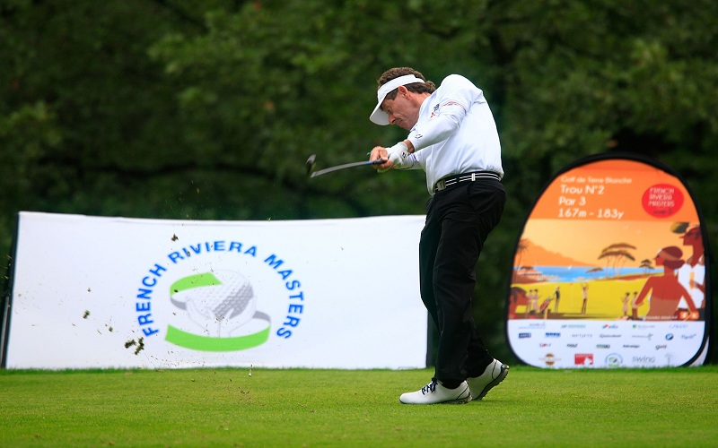 Riviera French Masters: Simon P. Brown vainqueur à Terre-Blanche Crédit photo : Getty Images