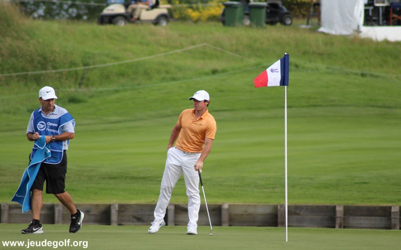 Open de France 2016: Rory McIlroy prêt pour Paris!