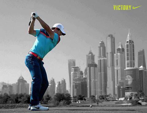 Rory McIlroy retrouve le chemin de la victoire à Dubaï!