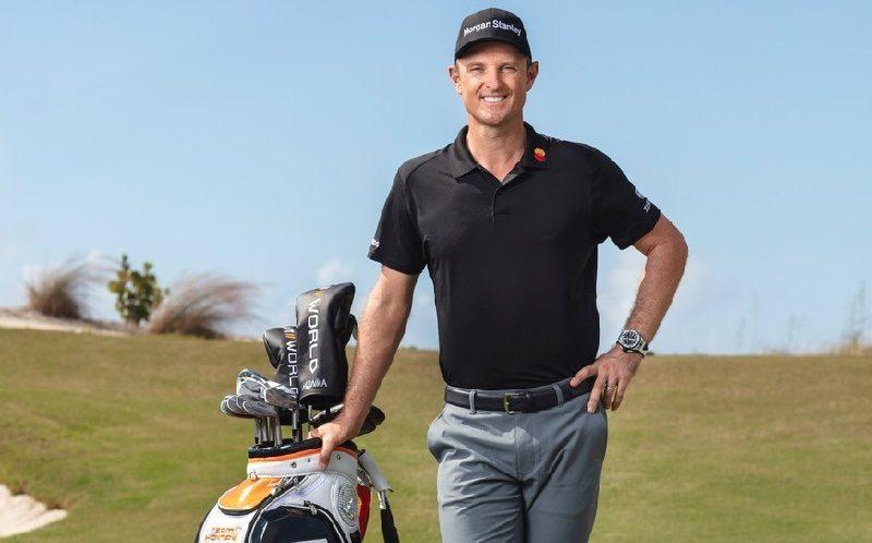 Mercato Golf 2019 : Justin Rose signe avec Honma Golf