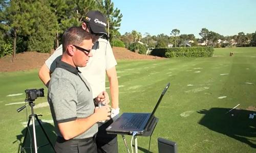Progresser au golf en utilisant de nouveaux outils tels que les radars Trackman