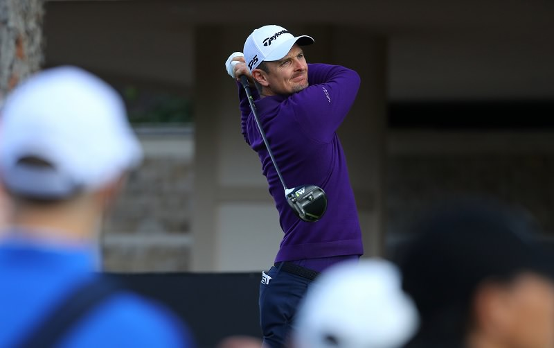 Justin Rose : Dans le cercle très fermé des doubles vainqueurs de tournois - crédit photo : Getty Images