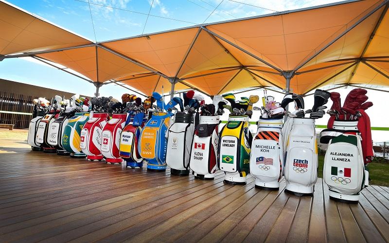 Les joueuses prêtes pour Rio !
