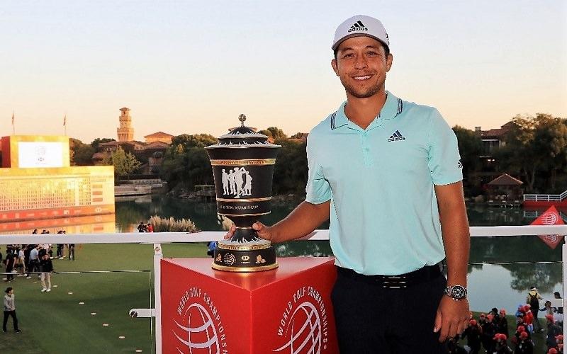 Xander Schauffele remporte le WGC-HSBC Champions 2018