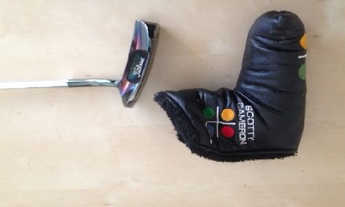 Scotty Cameron Studio Style 2.5