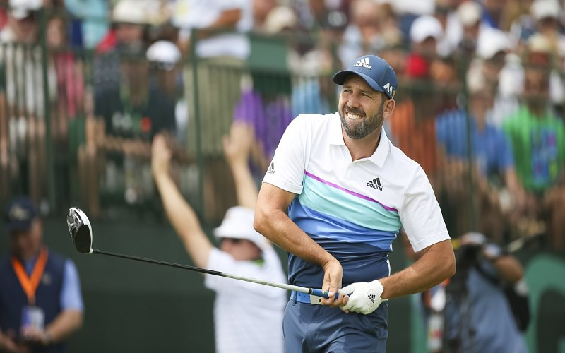 US OPEN 2016: Landry, Garcia, et Dustin Johnson aux avant-postes
