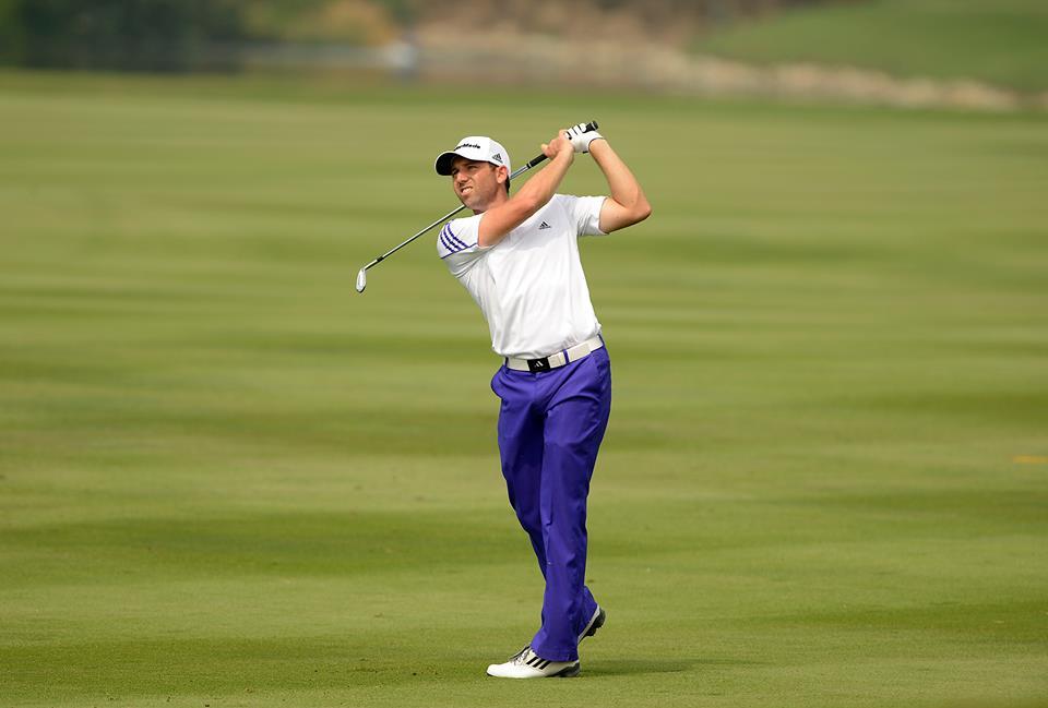 Sergio Garcia nettement plus à l'aise avec le fairway de l'Open de Thailande !