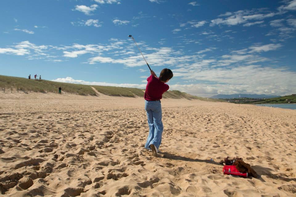 Très peu de golfeurs ont eu en fait le privilège d'être porté à l'écran.