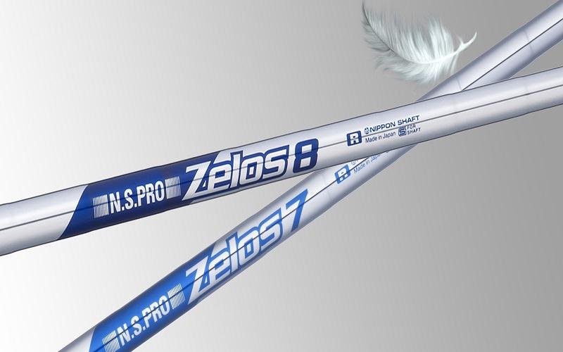 NS PRO Zelos 8: Un shaft acier aux propriétés du graphite ?