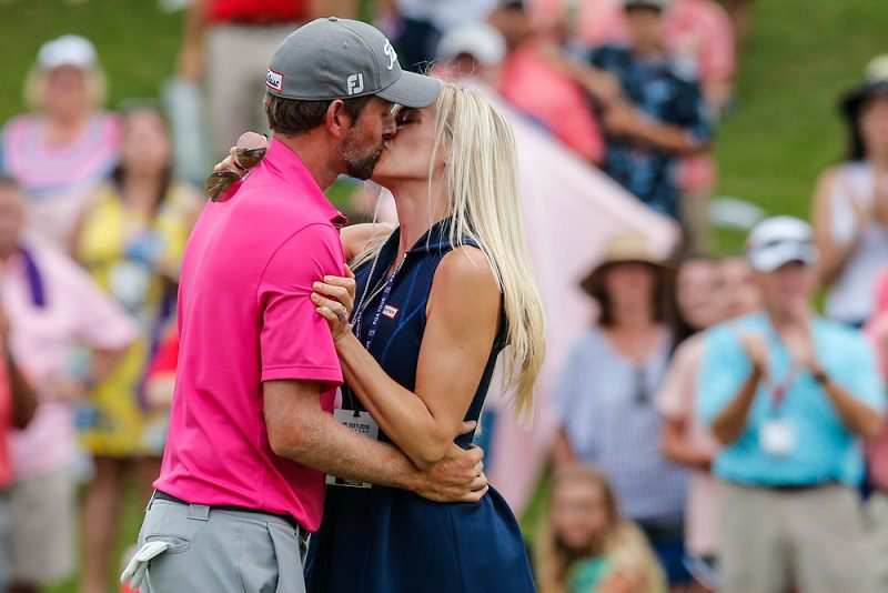 Player's Championship 2018 : Webb Simpson remporte sa victoire la plus difficile - crédit photo: David Rosenblum