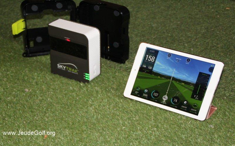 Skytrak : Un launch monitor plus abordable pour les golfeurs ?