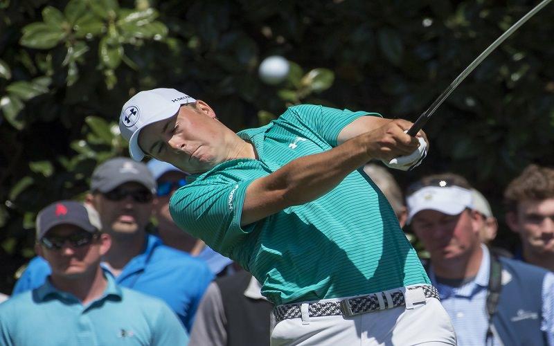 Jordan Spieth domine le parcours du Masters les yeux fermés Crédit photo:  Mark Newcombe