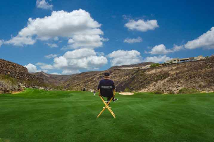 The Squezze : Un nouveau film sur le golf bientôt dans les salles de cinéma