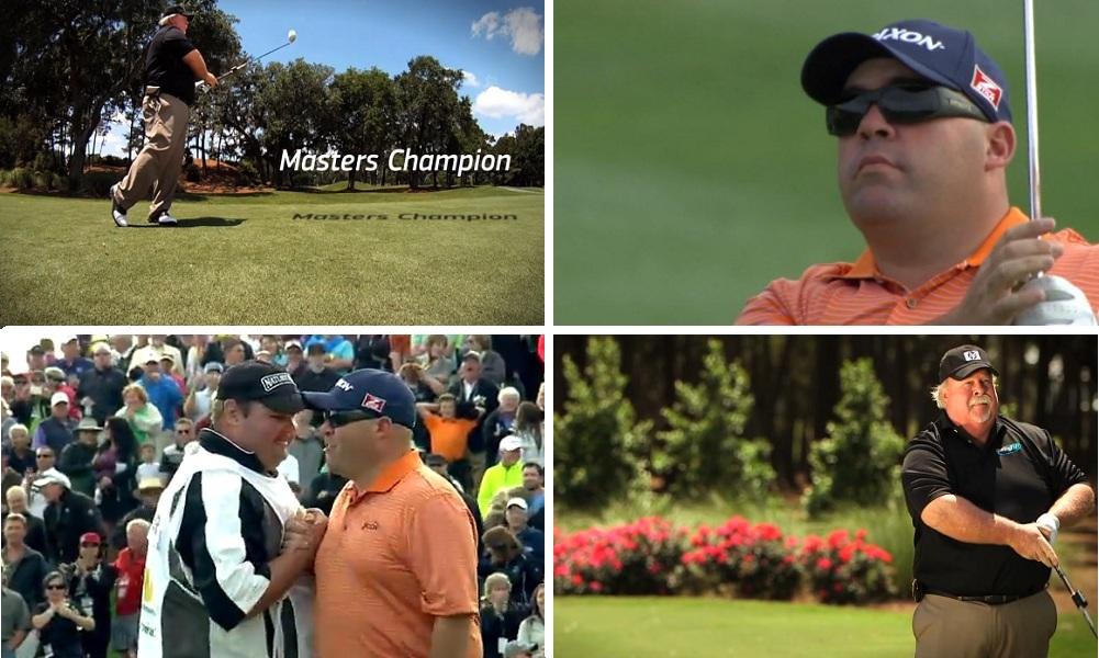 Stadler : Champion de golf de père en fils