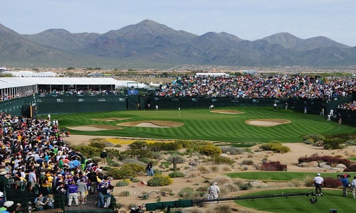 TPC Scottsdale (trou 16) : le plus grand stade de golf au monde