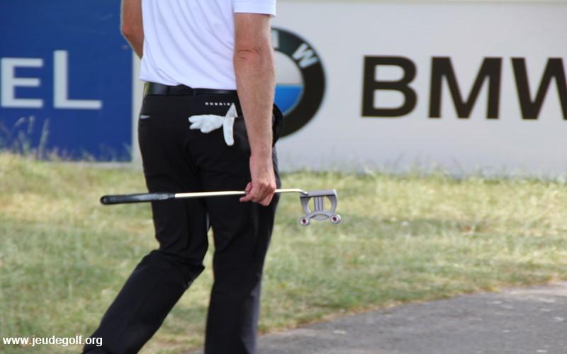Le putter de Brendan Steele à l'Open de France