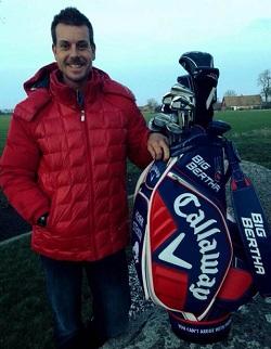 Henrik Stenson de retour chez Callaway Golf