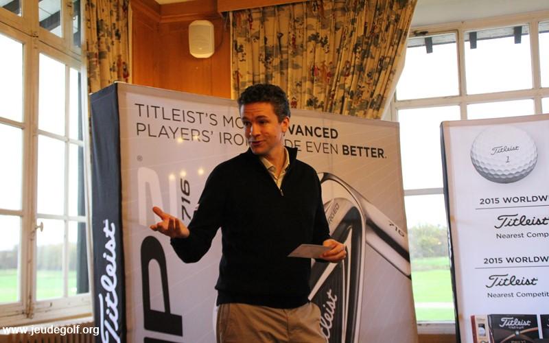 Titleist fonde sa stratégie en France sur la pyramide d'influence