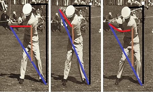 Le swing à un plan de Ben Hogan