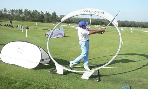 Le swingplane : un outil pédagogique pour travailler le swing à un plan