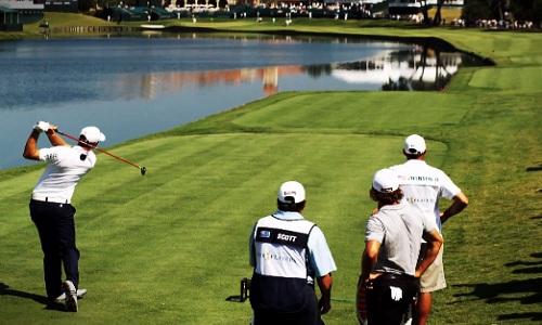 Sur le chemin mental d'un bon coup de golf