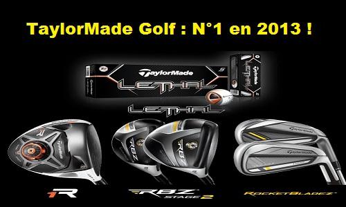 TaylorMade : Champion des équipements de golf toute catégorie ?