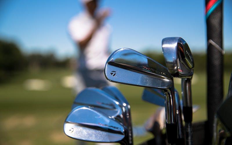 Tiger Woods termine la mise au point de ses nouvelles lames TaylorMade TW Phase 1